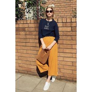 Mara Hoffman 🌼Sandra baggy corduroy pants